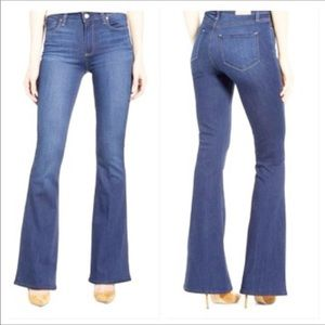 Paige High Rise Bell Canyon Jeans 24